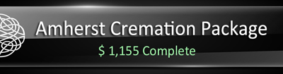 Amherst Cremation Package