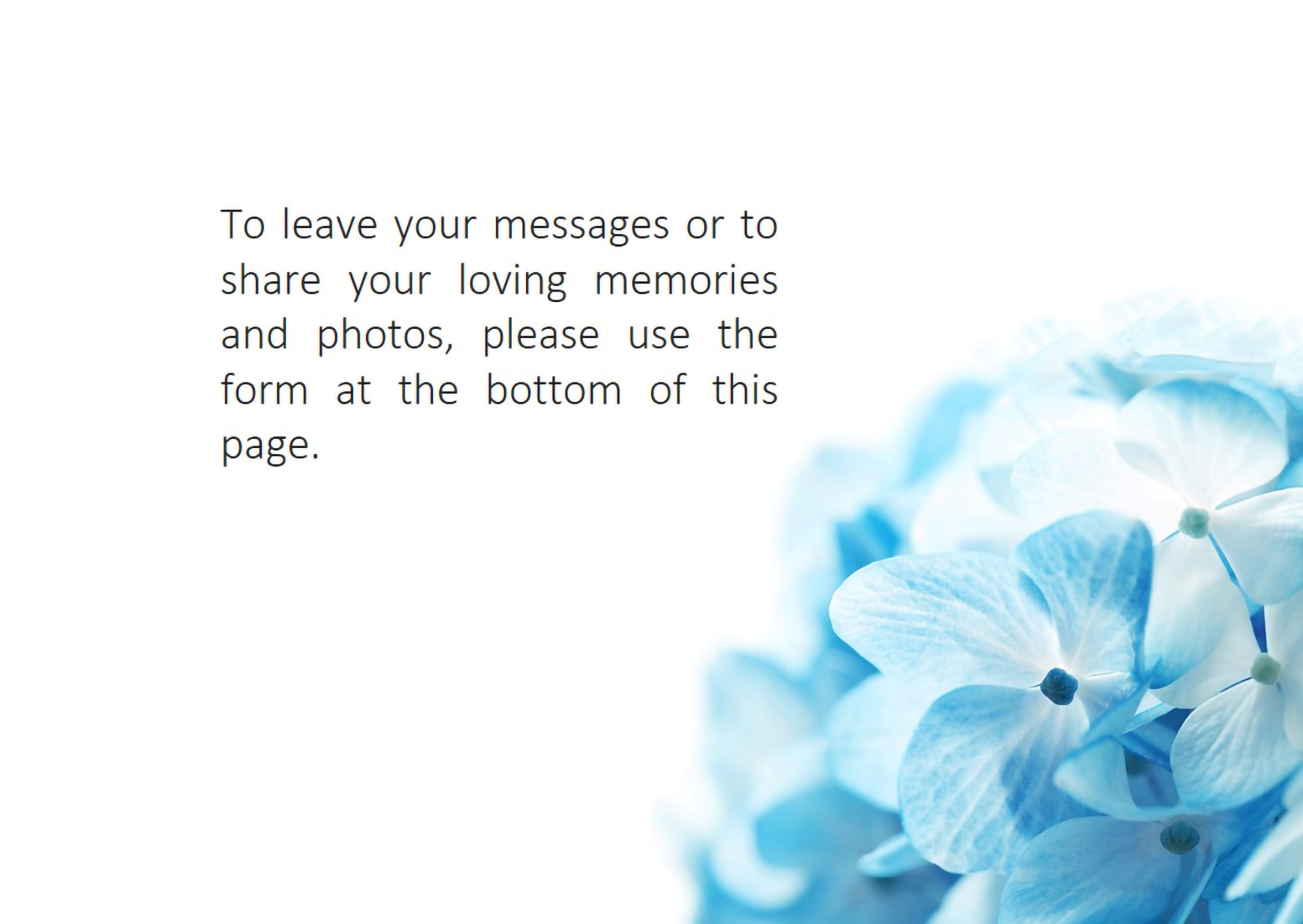 Condolence Messages for Anita Nguyen and family