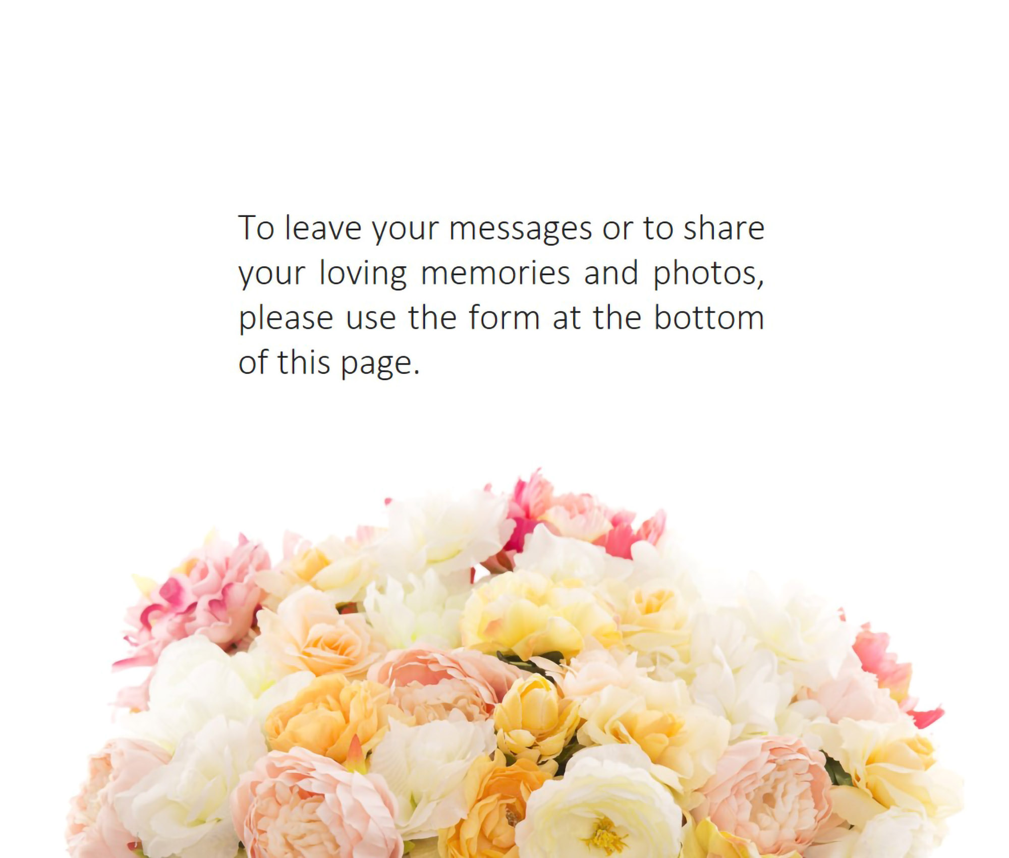condolence messages for Barbara and family